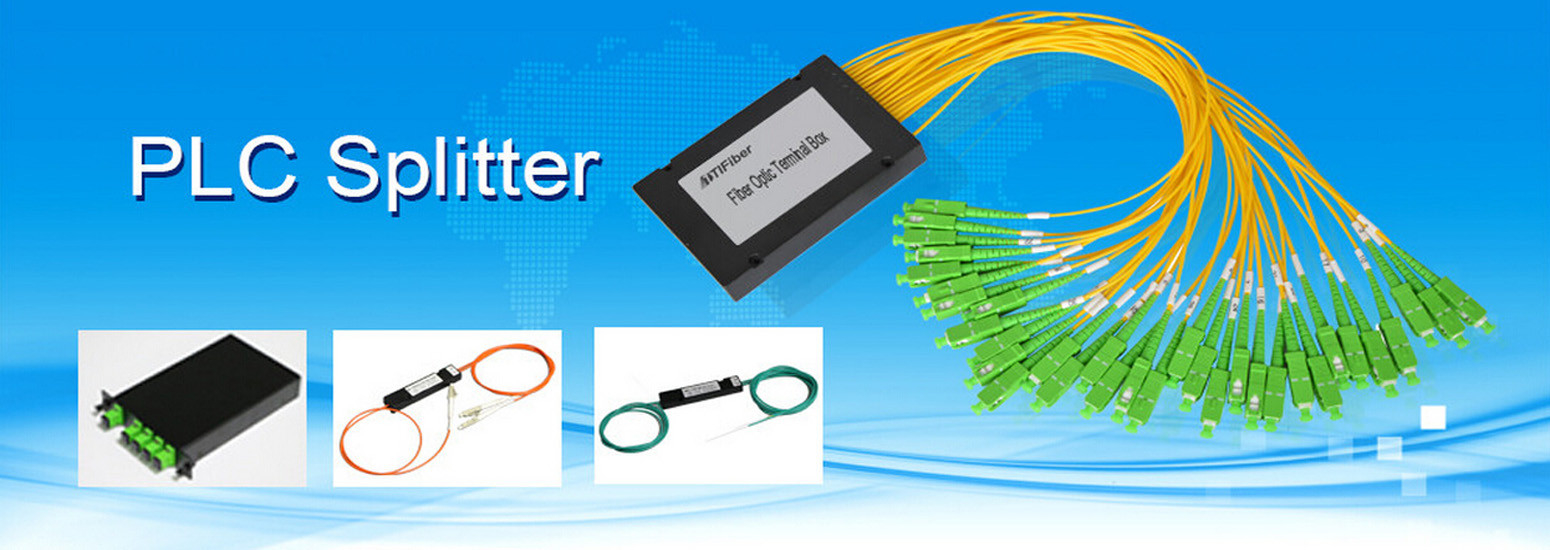 China am besten Glasfaser-Splitter en ventes
