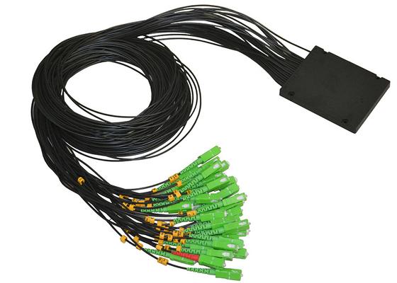 G657A2 Faser-Optik-Verteiler für Glasfaser Sensoren, Lc Lc St St Koppler